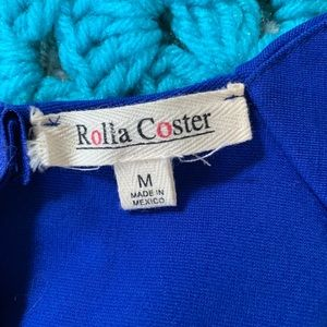 Rolla Coster Dresses - Mother of Dragons Blue Dress